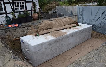 Löschwasserspeicher in 51519 Odenthal