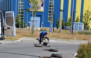 Neubau IKEA in 41564 Kaarst